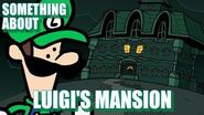 Something About Luigi's Mansion ANIMATED 👻😱👻 (Loud Sound Flashing Lights Warning)