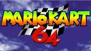 Banshee Boardwalk Mario Kart 64 Music Extended HD