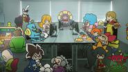 WWGIT Screenshot Charaktere