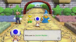 Garden Battle