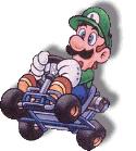 SMK Artwork Luigi