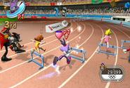 Athletics 400mhurdles