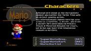 Mario Data SSB