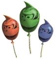 DKC Artwork Extraleben-Ballons