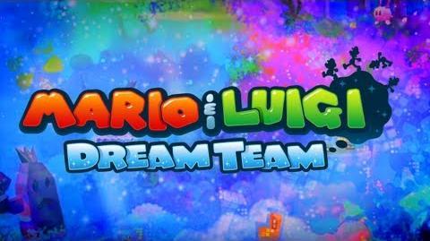 Try, Try Again - Mario & Luigi Dream Team Music