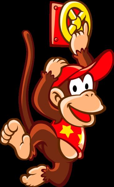 DKKOS Artwork Diddy Kong 2.png