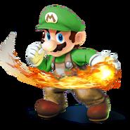 SSB4 Sprite Mario 6