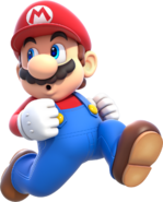 SM3DW Artwork Mario 2