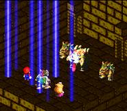 SMRPG Screenshot Aurora-Blitz