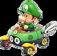 MK8 Sprite Baby Luigi