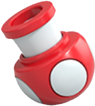 Turbo-Pilz-Kanone