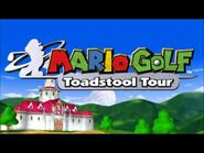 Peach's Castle Grounds - Mario Golf- Toadstool Tour Music Extended