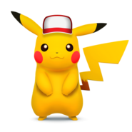 SSB4 Sprite Pikachu 1