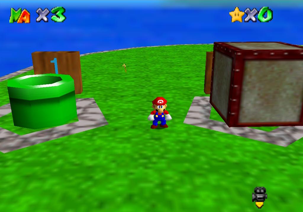 Super Mario Bros 3d Super Mario 64 Hacks Wiki Fandom