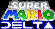 Super Mario Delta Final Release Logo