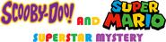 Scooby-Doo! and Super Mario Superstar Mystery logo