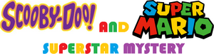 Scooby-Doo! and Super Mario Superstar Mystery logo.png