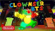 Super Mario Escape From Bowser Island Clownser Behind the Scenes
