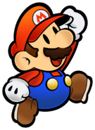 Mario classic super paper mario 10th by fawfulthegreat64-db6i5io