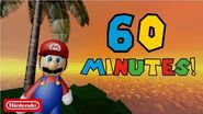 Super Mario Escape From Bowser Island One Hour Mark Update!
