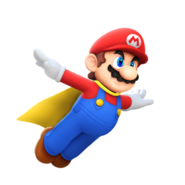 Cape mario render smw25th anniversary by nibroc rock-d9hj4nd (1)