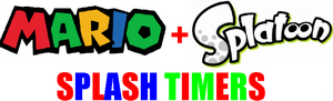 Mario Splatoon Splash Timers logo.png