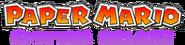 Paper Mario Glitter Galaxy logo