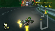 Yoshi (Super Mini-Turbo)