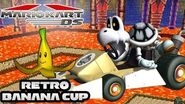 Mario Kart DS Retro Banana Cup 150cc! Race to Mario Kart 8 Marathon!