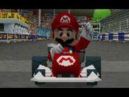 Mario Kart DS (Wii U VC) 150cc Flower Cup - 3 Star Ranking