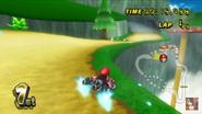 Mushroom Gorge Wii Another turn