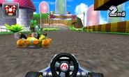 MK7 Mario Circuit Mario First-Person View