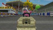 Mario Kart DS (Wii U VC) 150cc Shell Cup - 3 Star Ranking (Peach Gameplay)