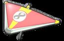 MK8 LightPink Yellow Super Glider