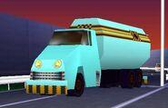 Toad's Tunpike Tanker Truck