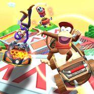 MKT Tricking Racers