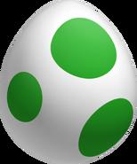 Yoshi Egg - Mario Kart Wii