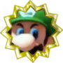 Luigi Death Stare!