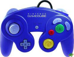 Blue Nintendo Gamecube Controller.jpg