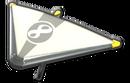 MK8 White Gray Super Glider