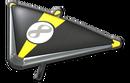 MK8 Black Yellow Super Glider