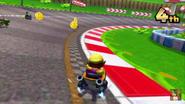 Toad Circuit 3DS Mini Turbo