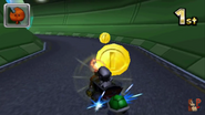 Mario Circuit 3DS Pipe Tunnel
