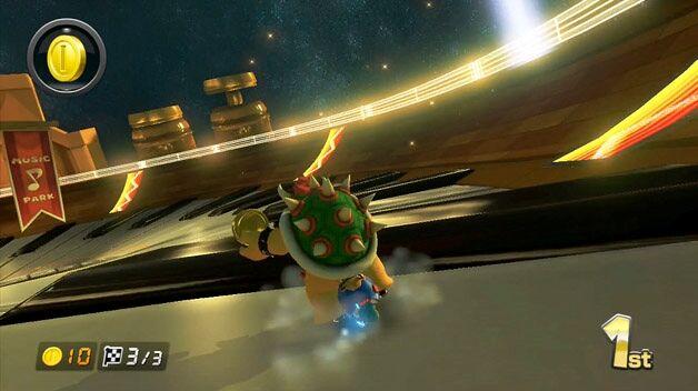 Gameplay mario kart 8 Nintendo Support: