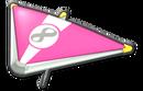 MK8 HotPink White Super Glider