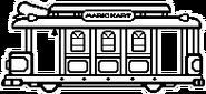 Train stamp MK8