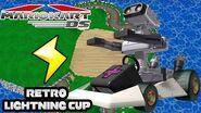 Mario Kart DS Retro Lightning Cup 150cc! Race to Mario Kart 8 Marathon!