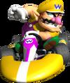 Wario Artwork - Mario Kart Wii