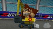 Mario Kart DS (Wii U VC) 150cc Banana Cup - 3 Star Ranking (DK Gameplay)