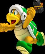 Hammer Bro - New Super Mario Bros